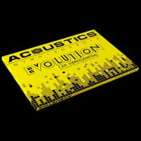 Виброизоляция для автомобиля Acoustics Evolution 4,0мм лист 700х500мм