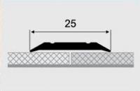Порожки алюминиевые 5-А с открытым монтажем