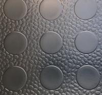 Автолин мелкий кружок черный 1,8м (Турция)
