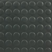 Автолинолеум Линопласт Серый Кружок