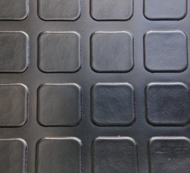 Автолинолеум квадрат черный 1,8м (Турция)