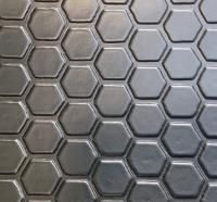 Автолинолеум соты черный 1,8м (Турция)