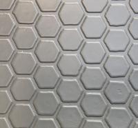 Автолинолеум соты серый 1,8м (Турция)