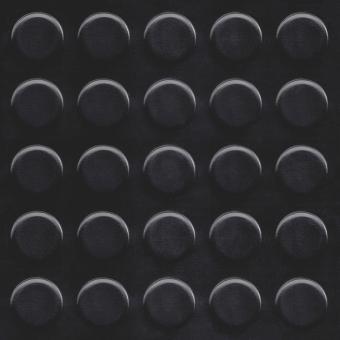 АВТОЛИН D01-01 черный, пупырышек крупный