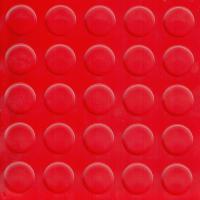 АВТОЛИН D01-02 красный, пупырышек крупный