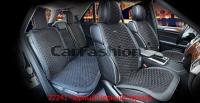 Накидки на передние и задние сиденья автомобиля Carfashion модель Capri Plus (22241)