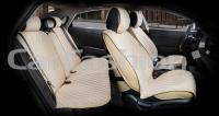 Накидки на передние и задние сиденья автомобиля Carfashion модель Crown (22620)