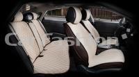 Накидки на передние и задние сиденья автомобиля Carfashion модель Crown (22621)