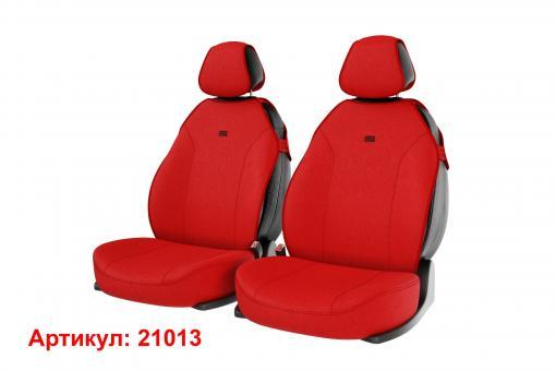 Накидки на передние сиденья автомобиля Carfashion модель Bingo Front (21013)