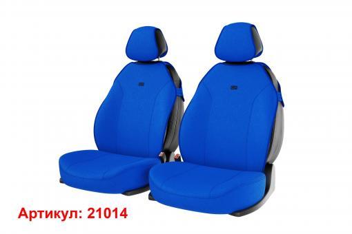 Накидки на передние сиденья автомобиля Carfashion модель Bingo Front (21014)