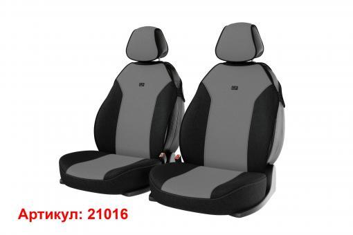 Накидки на передние сиденья автомобиля Carfashion модель Bingo Front (21016)