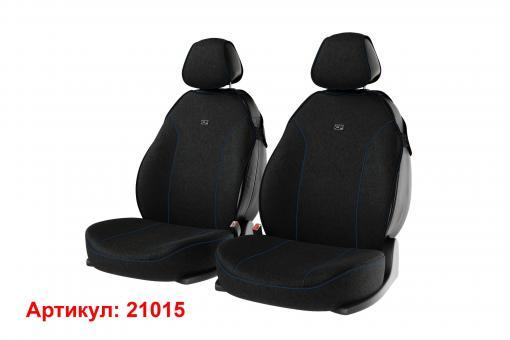 Накидки на передние сиденья автомобиля Carfashion модель Bingo Front (21020)