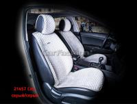 Накидки на передние сиденья автомобиля Carfashion модель City Front (21457)