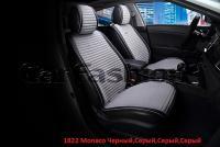 Накидки на передние сиденья автомобиля Carfashion модель Monaco Front (21822)
