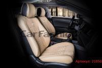 Универсальные авточехлы на передние сиденья Carfashion модель Stalker Front (21050)