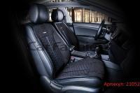 Универсальные авточехлы на передние сиденья Carfashion модель Stalker Front (21052)