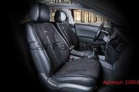 Универсальные авточехлы на передние сиденья Carfashion модель Stalker Front (21053)